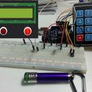 A Morse Code Translator( Light -> Text & Text ->Light)