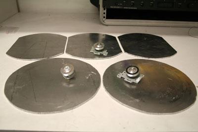 Picture of Hard Work, Cut the Aluminium!