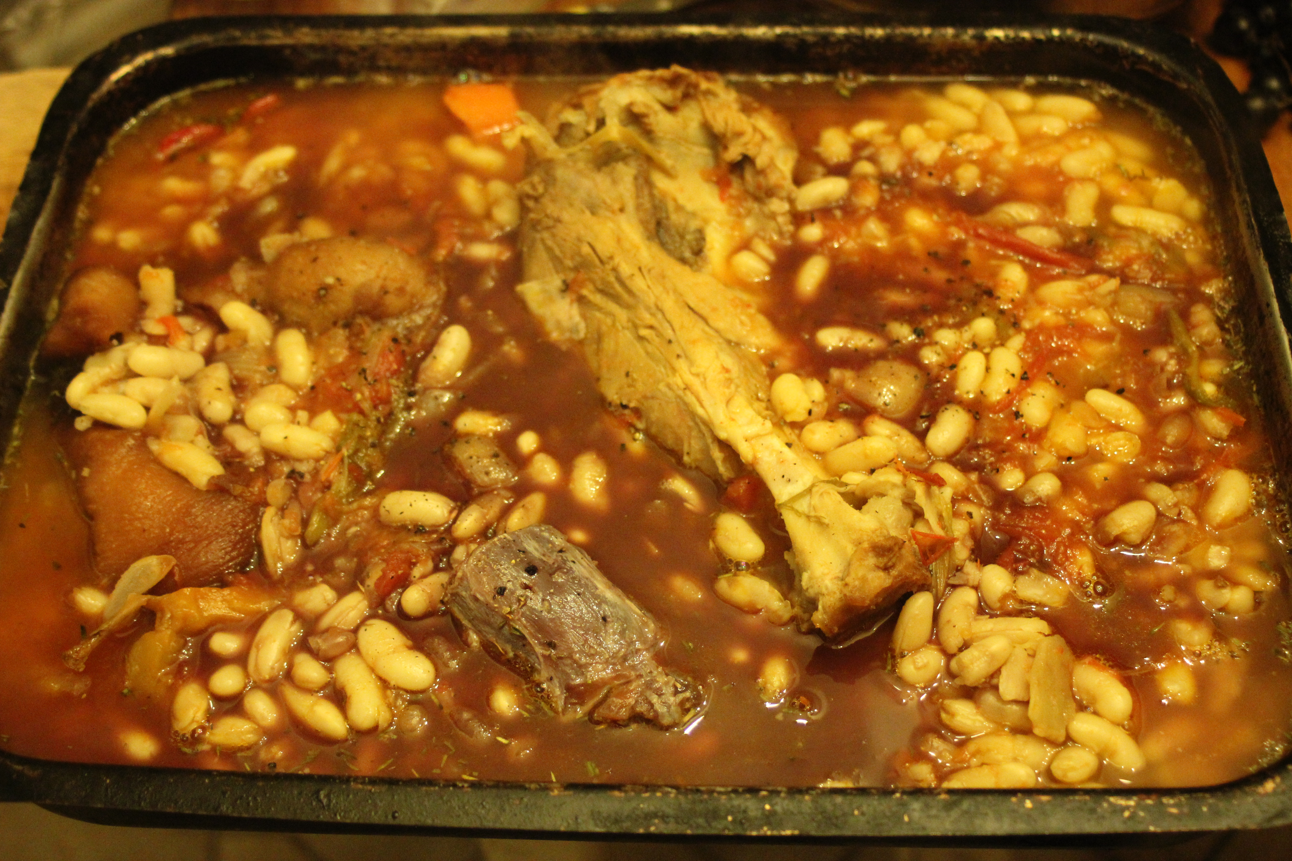 Picture of Cassoulet De Castelnaudary - the Ultimate Slow Food From Gascony