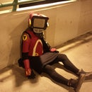 Canti Robot Costume From Fooly Cooly (FLCL)