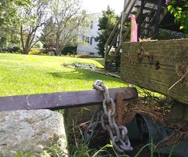 Remove Rebar From Ground Easy As Archimedes.