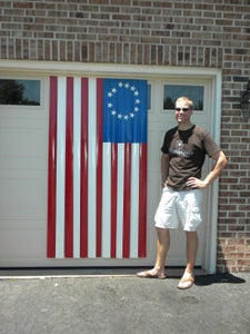 How to Make an American Flag