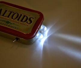 Altoids Tin Flashlight