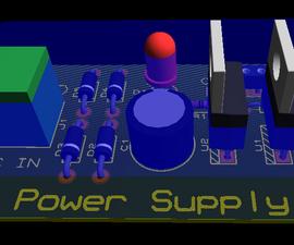 Generic Power Supply Board