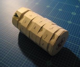 Pocketex: the Miniscule Cryptex