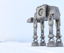 BOSEBuild Star Wars AT-AT