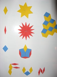 Fridge Magnet Mosaic