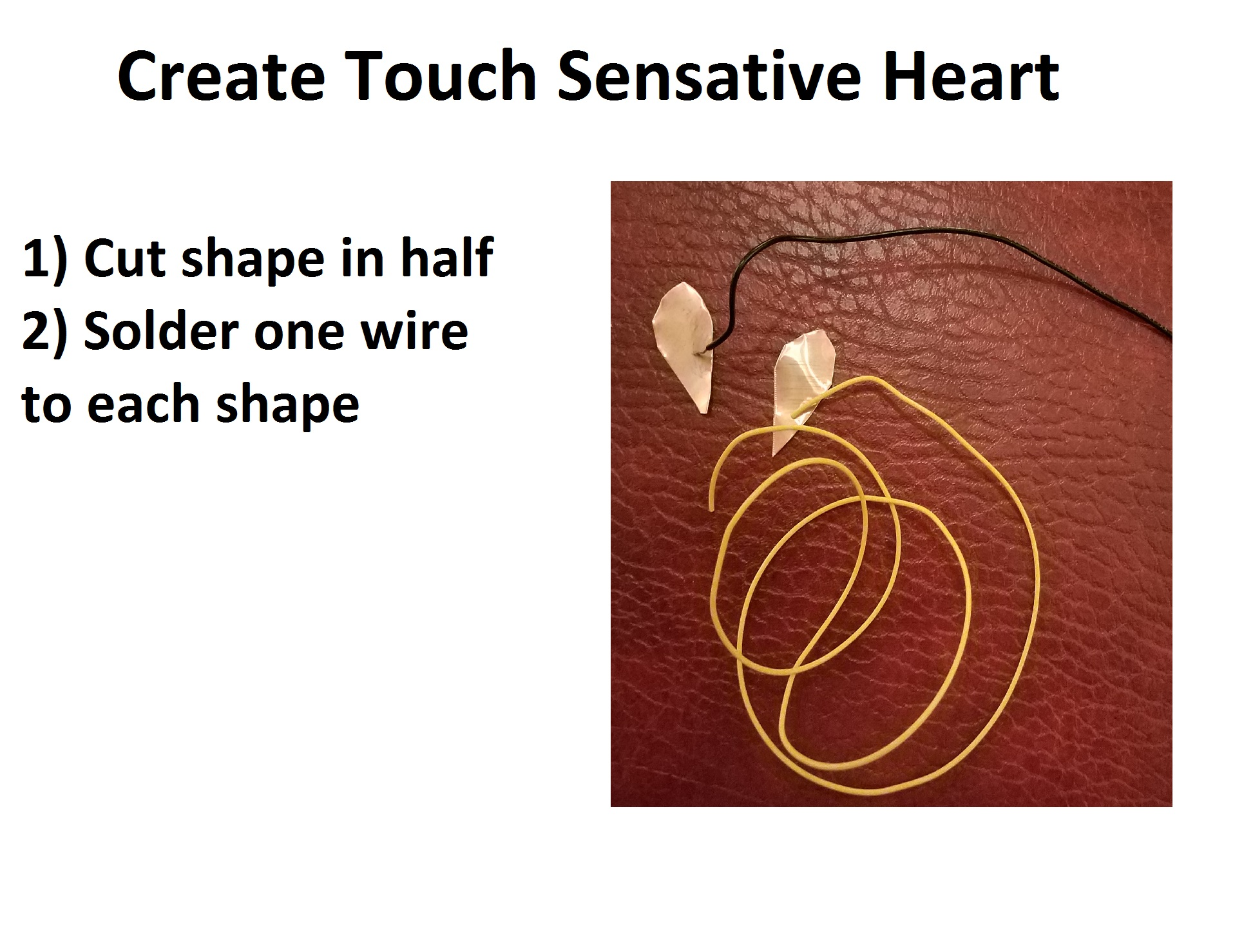 Picture of Make the Touch Sensative Scrapbook Pages