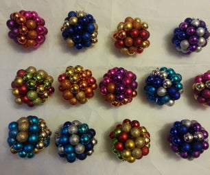 MULTICOLORED BAUBLES
