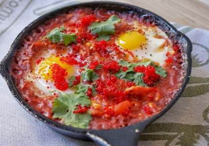 Share With Me What You Decided to Add to Your Shakshuka!