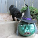 Wicked Witch Pumpkin