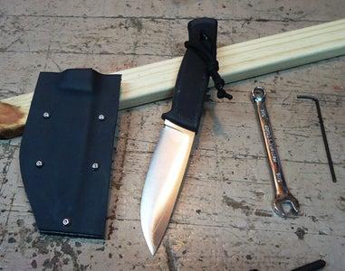 Kydex Rotating Knife Sheath