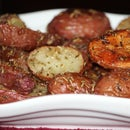 Roasted Red skin Potato