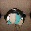 Spacecadet Helmet - Instructables from the Beach #2