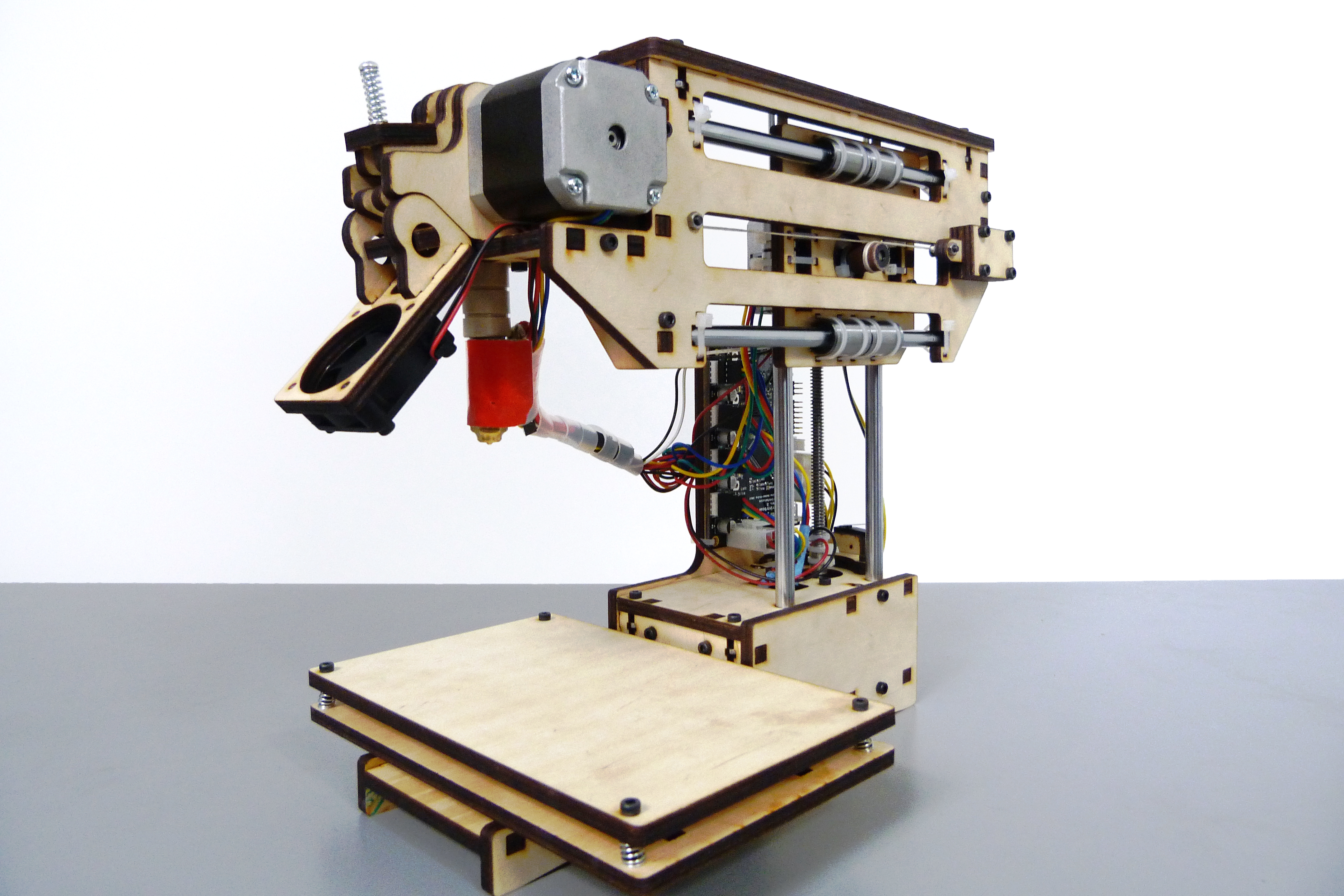 Picture of How to Build a Printrbot Simple !