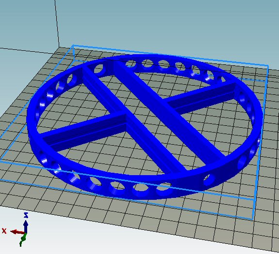 Picture of One LED Ring to Rule Them All :-)