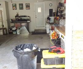 DIY Garage workshop