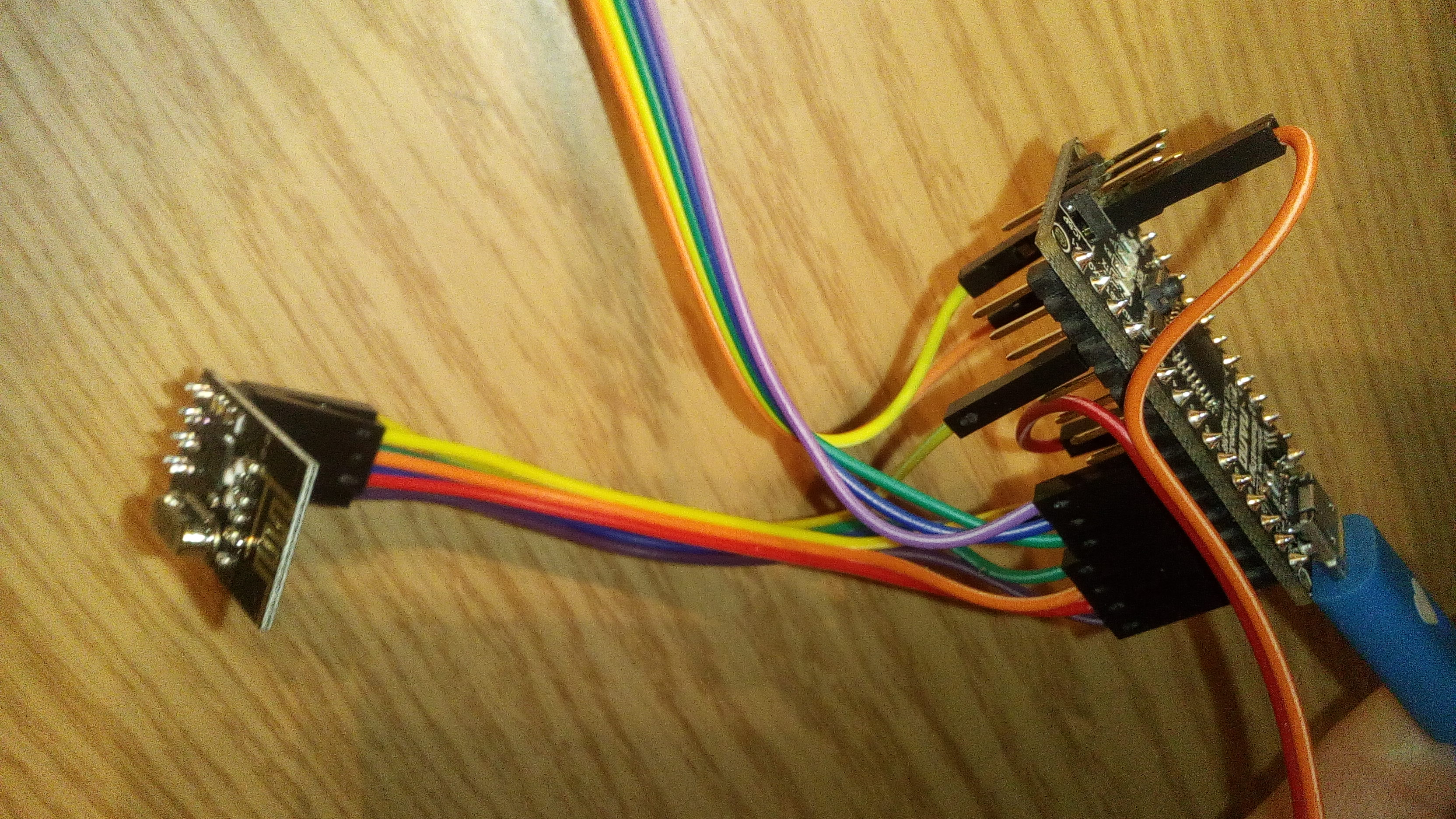 Picture of Wiring the Receiver