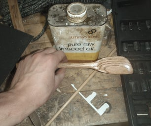 How to Make Wooden Cooking Spoons