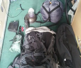 light backpacking gear