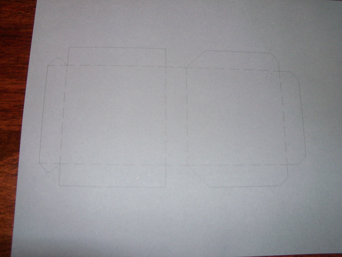 Picture of Print and Cut Out Your Pizza Box