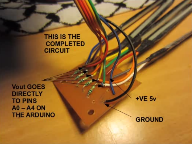 Picture of Step 5: Electrical Connections