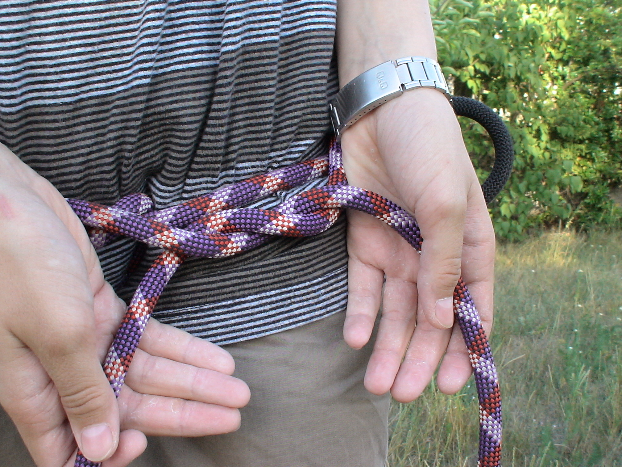Picture of The End Knots