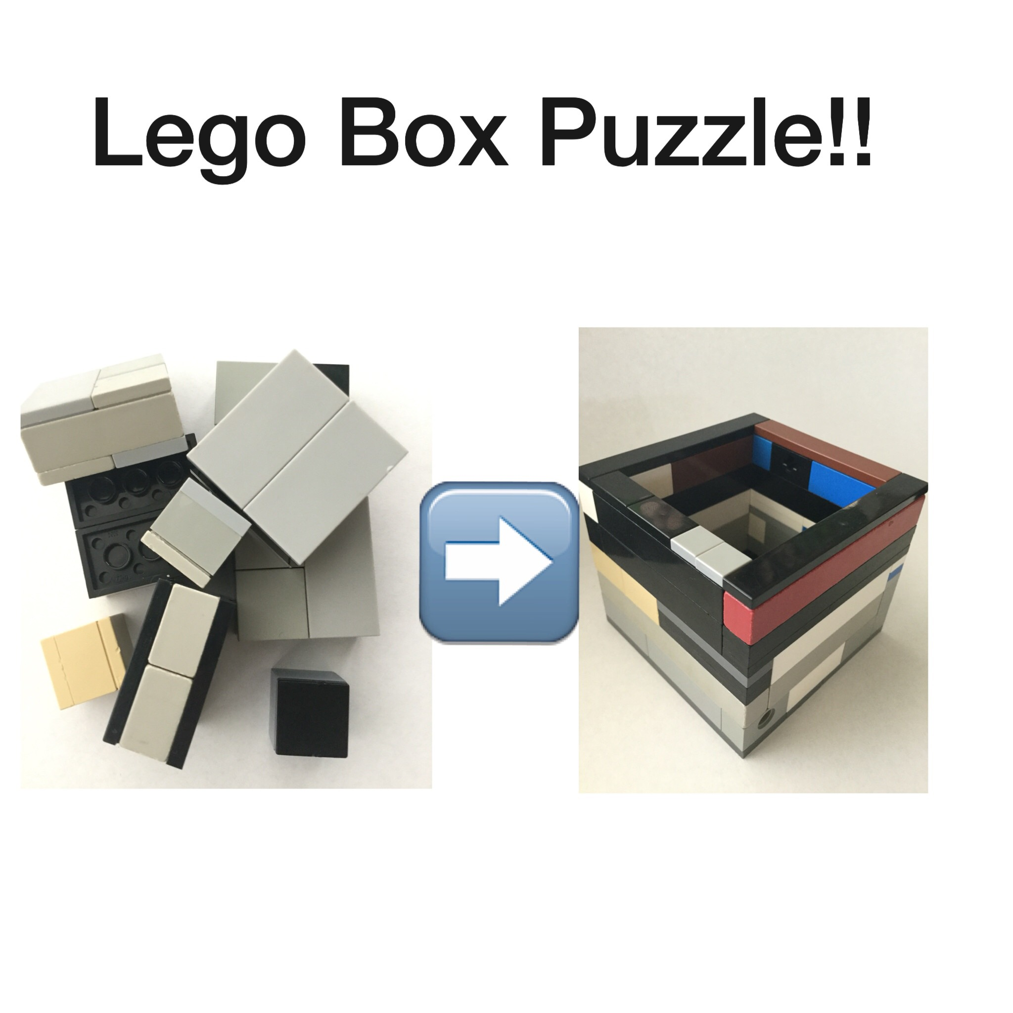 Picture of Lego Box Puzzle