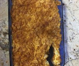 'Corn Flake' Potatoes