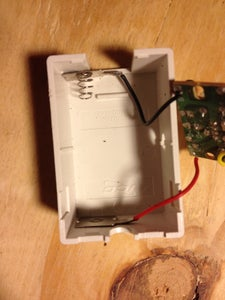 Install the Electronics in a Project Box