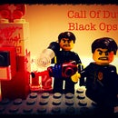 Lego COD Black ops 2 Zombie Minifigs!