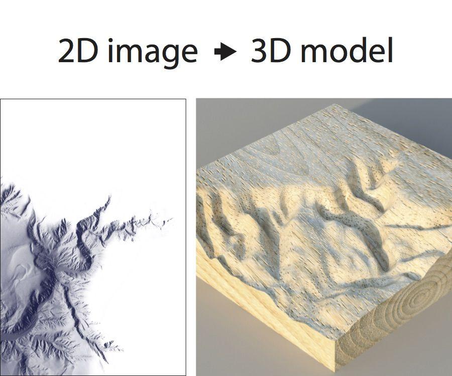 Environment Concept Art 3d Modeling Sculptre