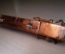 Make your own steampunk USB
