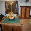 My Tiny Ukulele Shop with down draft table