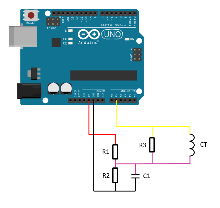 Simple Arduino Home Energy Meter: 5 Steps (with Pictures)