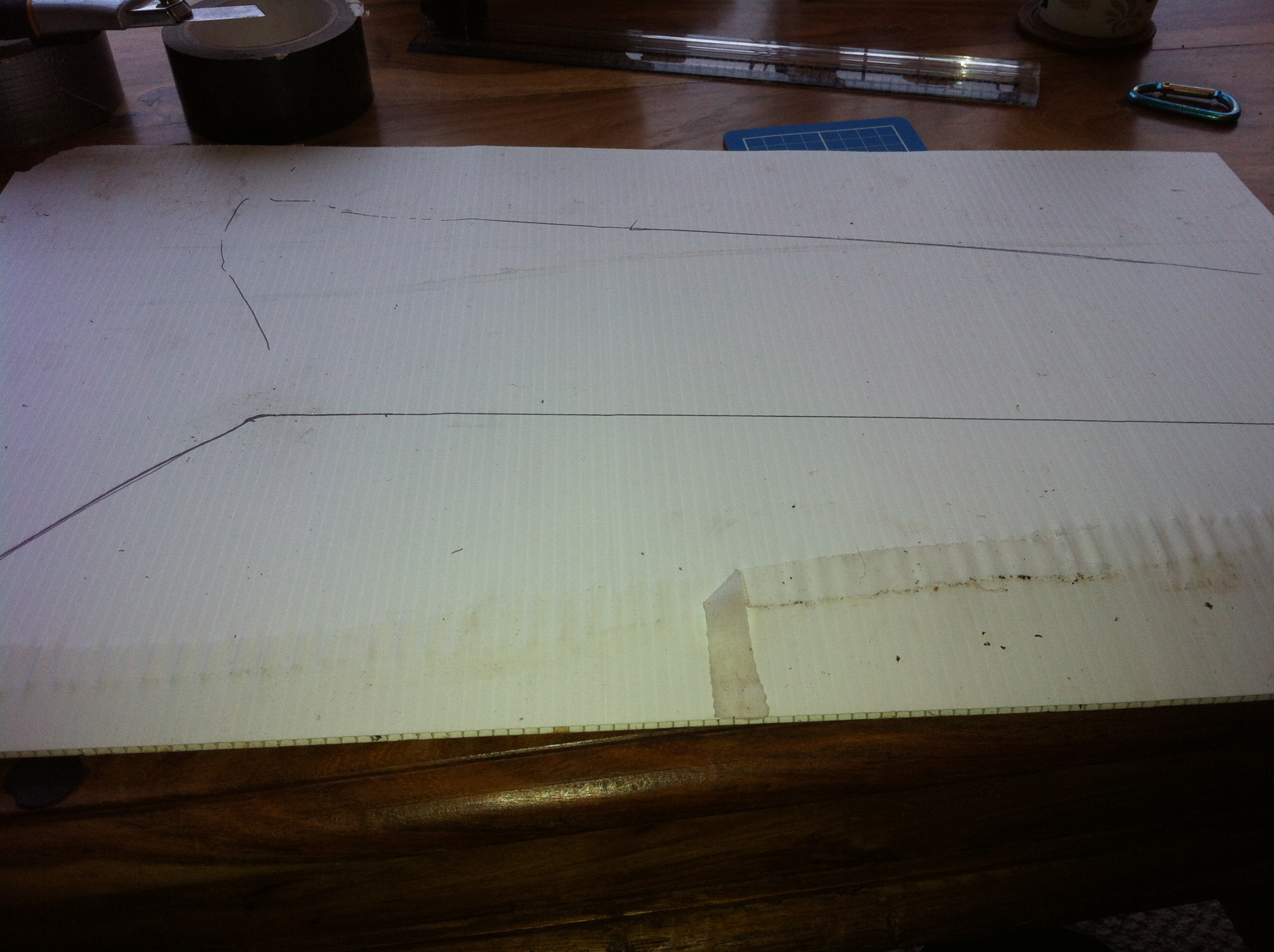 Picture of Roughing Out the Design