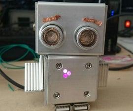 Cutest Heartbeat Robot