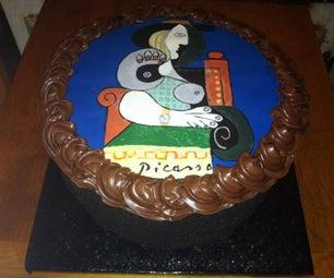 Picasso: Oreo Icebox Cake