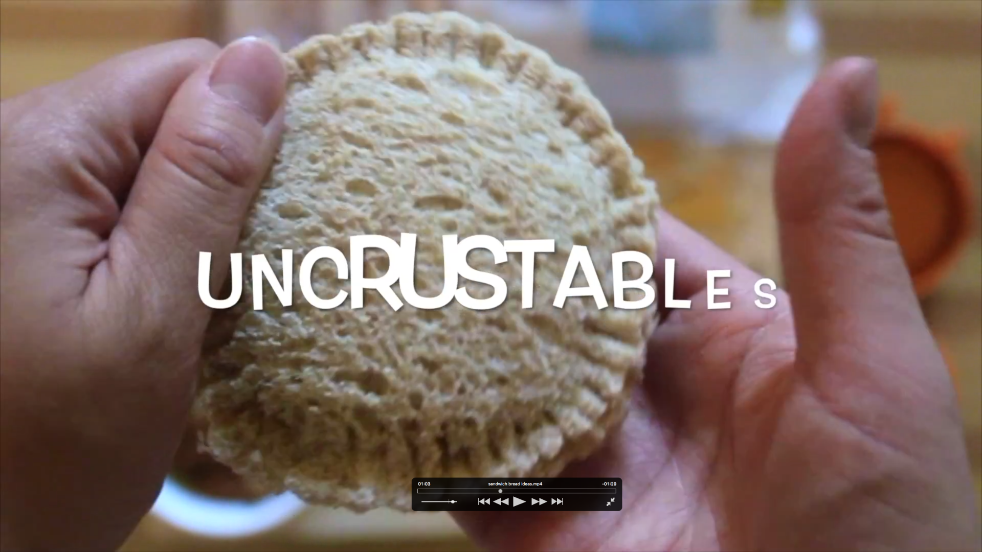 Picture of Make an Uncrustable