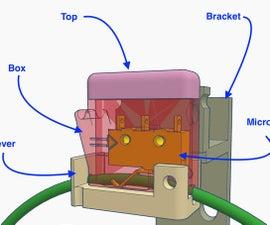 3D Printer Filament FAULT Detector - Octoprint