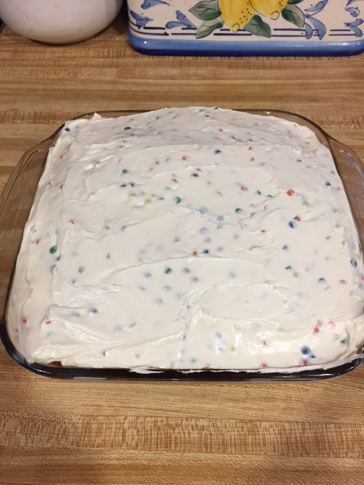 Picture of How to Make a Rainbow Cake