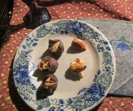 Traditional & Most Delicious Way to Roast Chestnuts