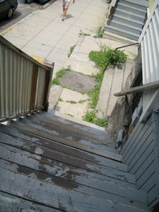 How to Spend Time on Your Front Porch or Stoop (Boston)