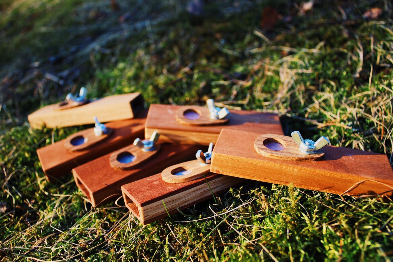 Picture of Wooden Kazoo