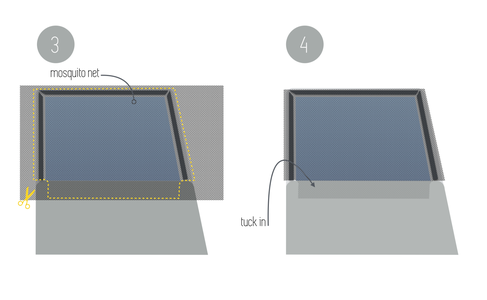 Mosquito Side Screens