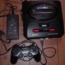 Megadrive 2 Multiretro-console Game