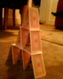 Picture of Complete the House of Cards!