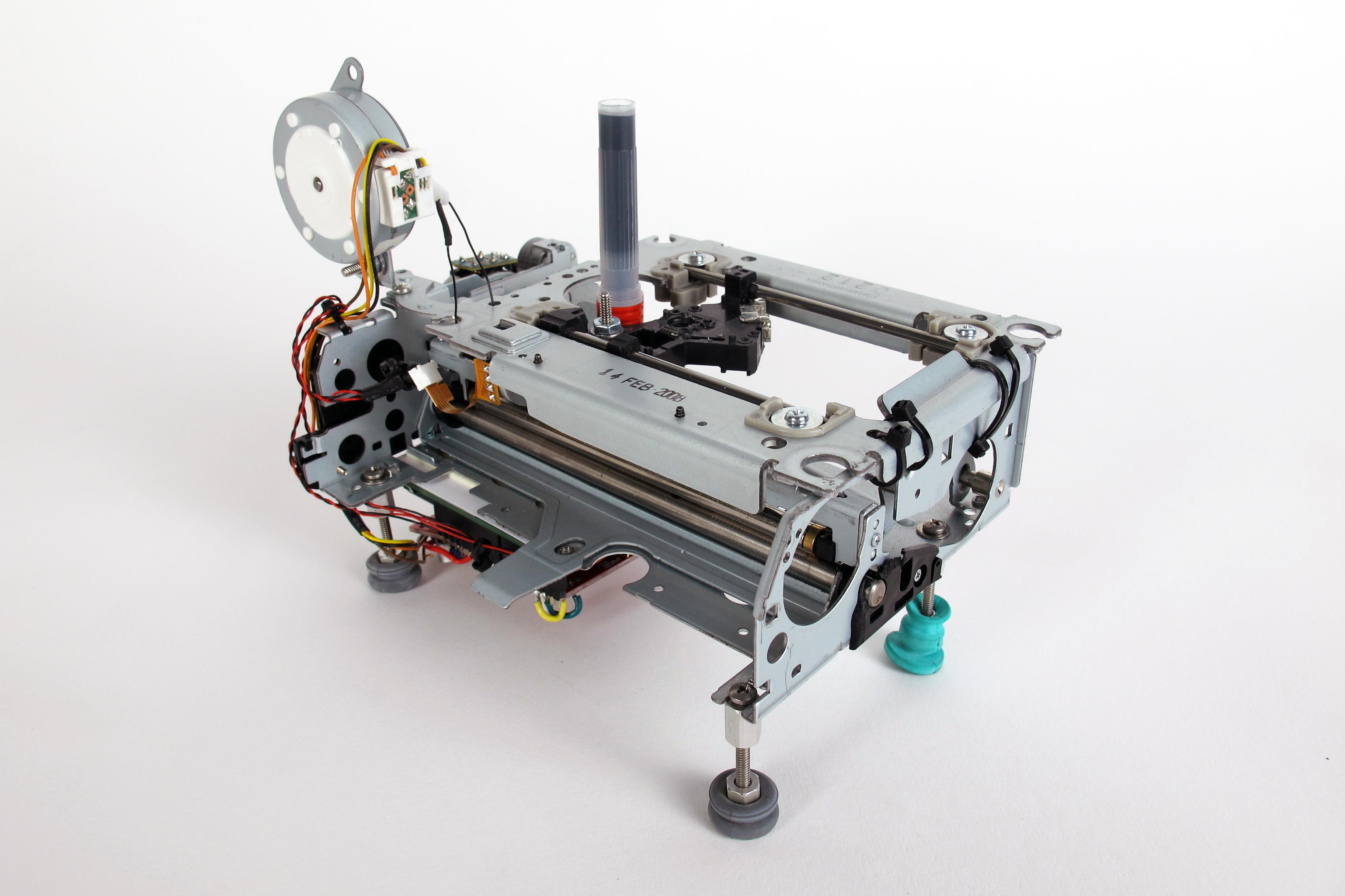 Picture of Mini CNC Plotter