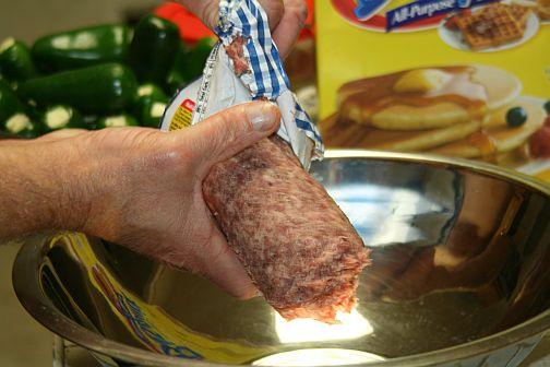 Picture of Prepare the Sausage