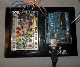 Interfacing a M74HC238 3-8 Line Decoder With an Arduino (Example)